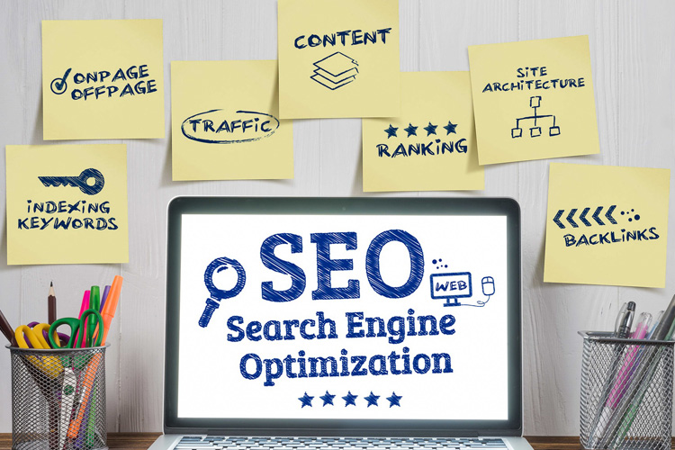 On-page & off-page SEO | PPP Marketing Ltd