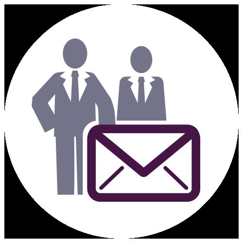 Email Marketing Icon | PPP Marketing Ltd